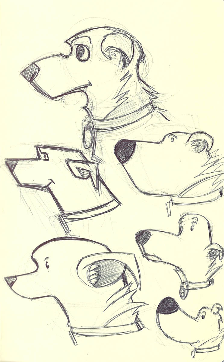 Character Design Dog : Dog victor fuste storyboarding screenwriting