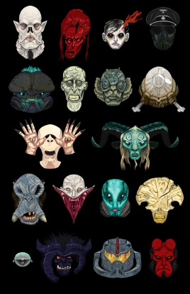 Del Toro Monsters